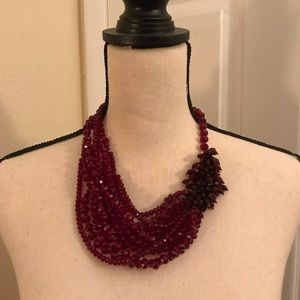 New India Hicks Seeing Red Necklace
